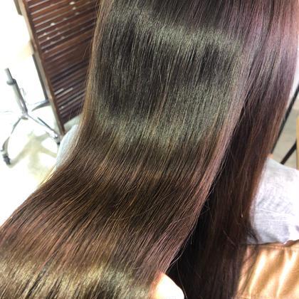 熊本初❣️今話題の『美髪エステ』✨初回特別価格❤️電気とイオンの力でサラツヤ髪へ..🥰