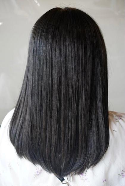 【うねり広がり解消♪】カット+髪質改善ストレート★自然な感じで広がりを抑えお手入れしやすいスタイルに仕上げます!