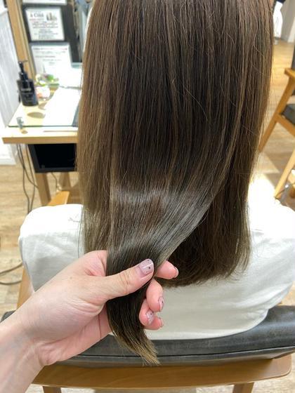 カット0円🌟テレビやSNSで話題📺✨ 髪質改善トリートメント🍃