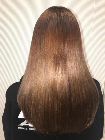 💝【当店看板メニュー&ホームケア付き】髪質改善💖➕カット➕髪質改善トリートメント➕ヘッドスパ