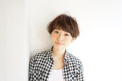 指名率No.1スタイリスト❗️ご新規様特別メニュー😊カット+艶フルカラー5900円💕女性男性ご利用可能