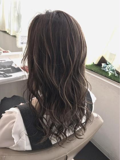 【ケアブリーチハイライト✖️髪質改善】ケアブリーチハイライトカラー+イルミナカラー+カット+髪質改善