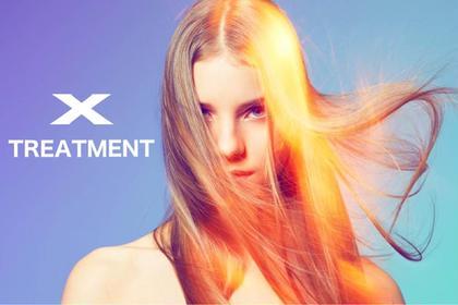 髪質改善○カット+xトリートメント