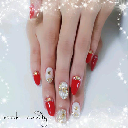 ¥3500 ♡ホームネイルrock candy♡所属・AI☆iのフォト