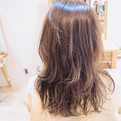 【髪質改善サイエンスアクア入りカラー】イルミナカラー