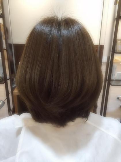 MODEK's 淡路店所属・野瀬まどかのスタイル