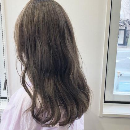 ○学生限定○【カラー】✨ご希望があれば前髪カットサービス✨