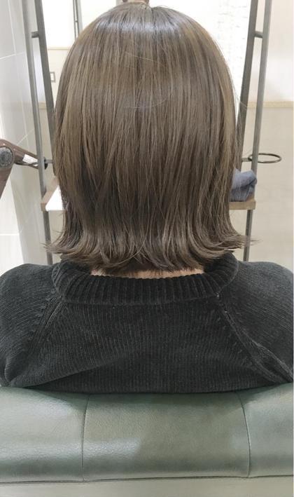 切りっぱなしボブ ショート チョップカット 平山正太のショートのヘアスタイル
