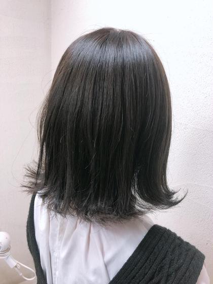 【✨限定クーポンカラー+サラサラトリートメント】