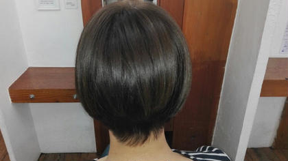 hair moss所属・児玉一也のスタイル