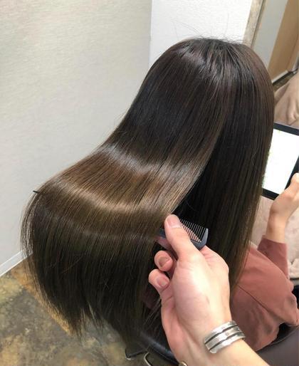 (4月キャンペーン)「髪質改善」❄️サイエンスアクア❄️ 化学水の力で髪質改善を