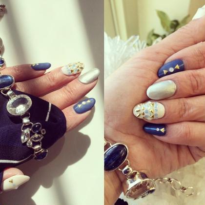 持ち込みデザインとおまかせネイル🎵 Miyu nail所属・miyu nail&eyelashのフォト