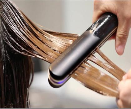 ✴️(縮毛矯正で髪サラサラ!)✴️ニュアンスカット & 縮毛矯正 & ✨ミルボン3StepTr超音波ケアプロ仕上げ✨