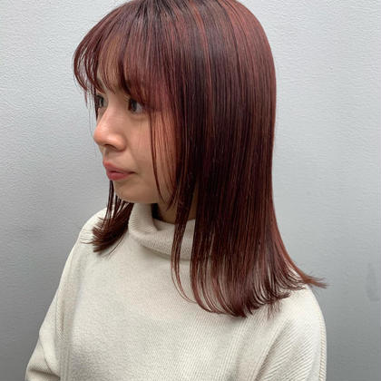 🌸U24学割🌸デザインカット+上品な艶カラー5500円🌸