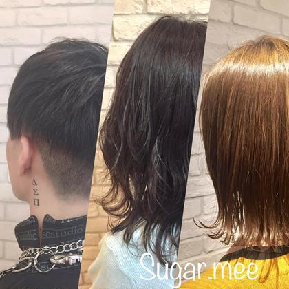 【7月.8月限定】カット+美髪シャンプー