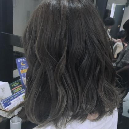 アッシュグレー⭐️ axia大和田店所属・野村俊太のスタイル