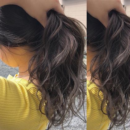 グラデーションカラー、バレイヤージュ、カラー HAIR DESIGN chambord所属・菰田真希のスタイル