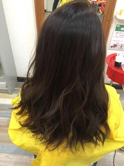【今だけ価格✨】カット+パーマ+修復トリートメント 4300円