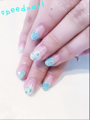 NAILCAFE都島店所属・味元あきほのフォト