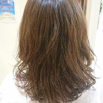 Hair Frais Make Tout所属・saki のスタイル