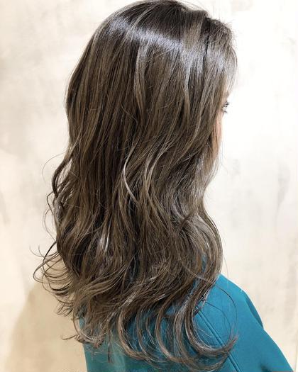 人気No.3✨✨カット+ N.カラー✨✨✨保湿力抜群のカラーと手触りの良い髪質に✨✨
