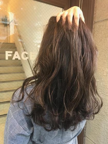 FACE磯子店所属・上田果奈のスタイル