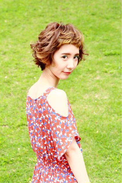 gerile creative hair salon西大寺店所属・杉本愛梨のスタイル