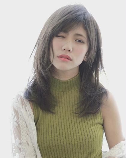 【女子力UP】プレミアムリタッチカラー+カット2900