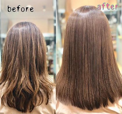 【初回限定】✨🌺髪質改善🌺✨★¥8800→¥5980💕
