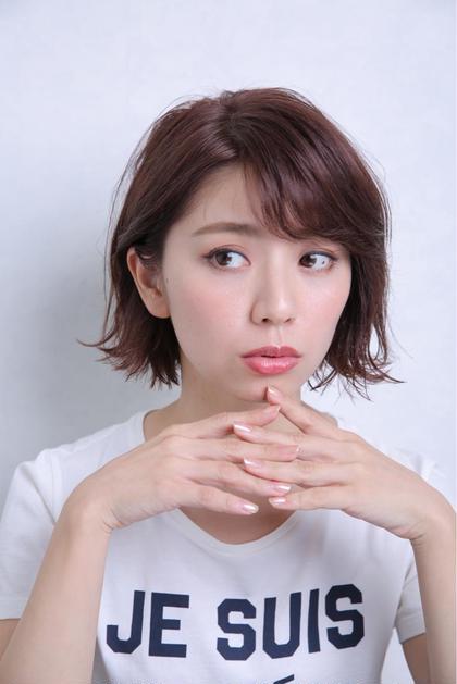 seasons表参道所属の田宮一誠のヘアカタログ