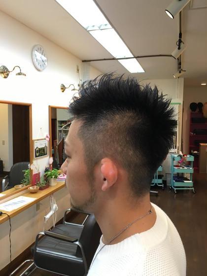 natt's   hair design所属・夏見速斗のスタイル