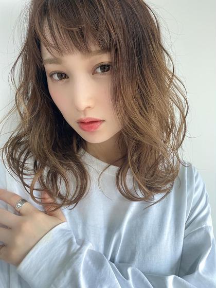 ☆オープン記念☆話題のオイル配合☆フルカラー+トリートメント→3500円