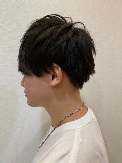 マッシュベースのスタイルヘアです! VIVACE!イルソーレ店所属・MIMIRUSH森川のフォト