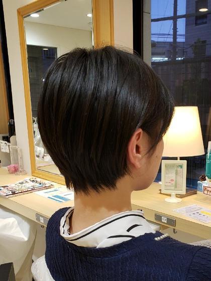 Ash 高津店所属の【店長】井上 康司のヘアカタログ