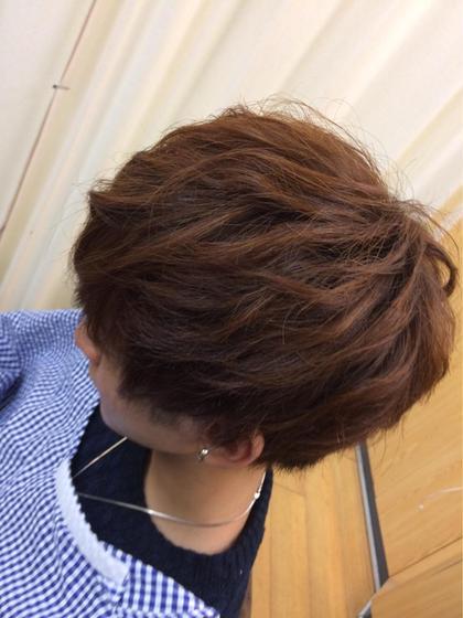 BarberTOKUTOKO所属・岡田泉希のスタイル