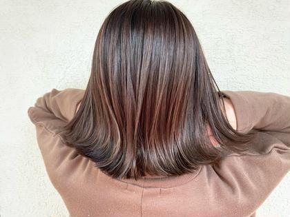 ✨美髪チャージ✨サイエンスアクア