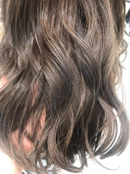 🌱minimo限定🌱髪質改善ケアカラー+spaシャンプー+トリートメント