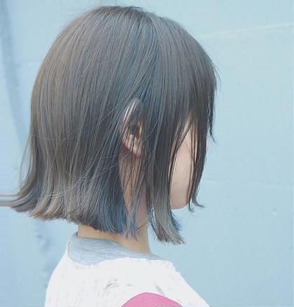 【お得なセット💡】✨カット+透明感カラー  ✨