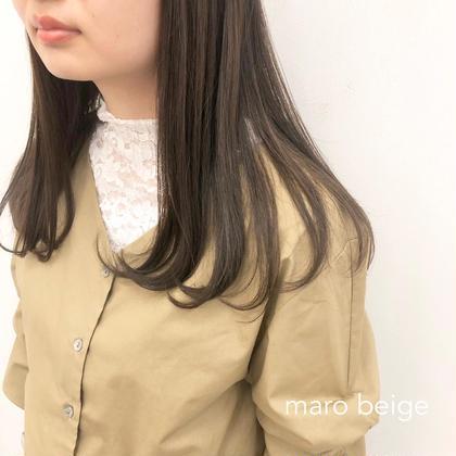 🔰ご新規様🔰似合わせワンカラー+髪質改善しっかり保湿生トリートメント+ヘアアレンジ¥0
