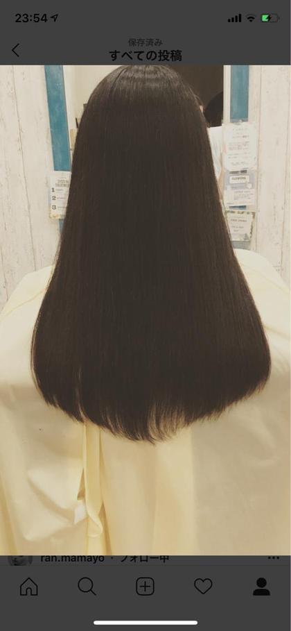 Hair&carecotton所属・手島エレン明美のスタイル