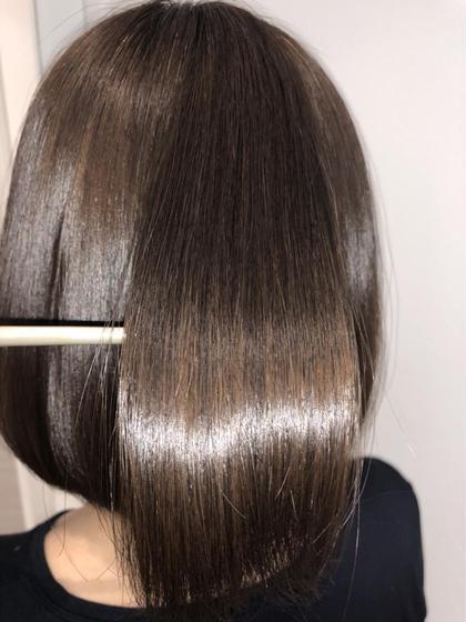 【人気NO.1】髪質改善コース⭐️ ナチュラルな縮毛矯正⭐️プレトリートメント&前髪カットサービス!!