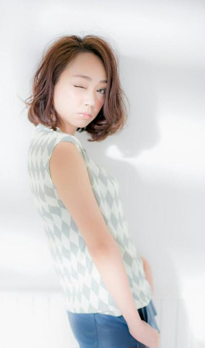 ゆるふわボブ balance URAWA所属・大和田昌子のスタイル