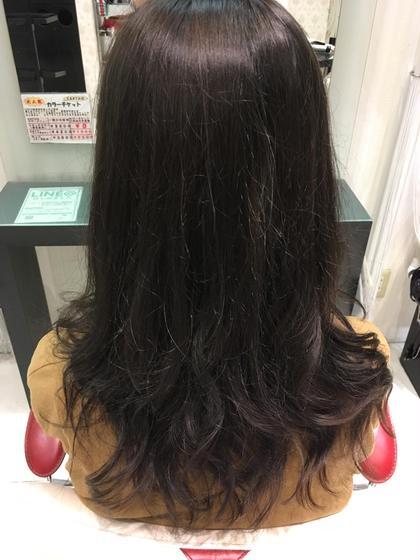 hair&make earth所属・スタイリスト 吉岡碧のスタイル