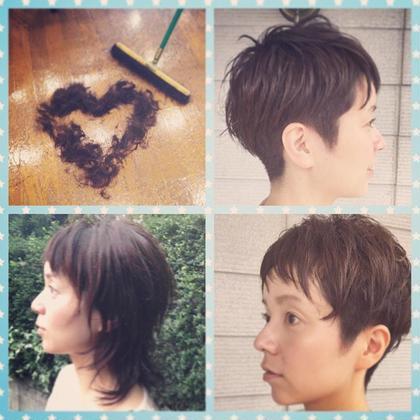 U  Hair所属・浅井理恵のスタイル