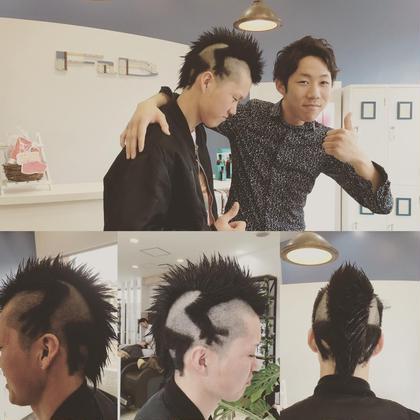 バリアート トカゲ FaB 稲毛店所属・荒谷健太のスタイル