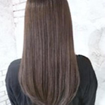 似合わせカット &髪質改善チューニング縮毛強制&2stepトリートメント