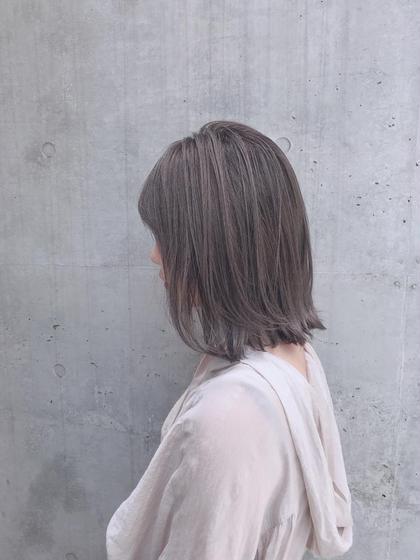 【カラーなし】カット&4ステップトリートメント