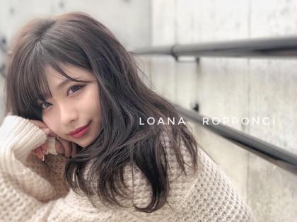 ¥37400→19800🌟Wカラー+最上級ケア🌟(FPブリーチ+ノンアルカリカラー+LOANAヘアエステ)