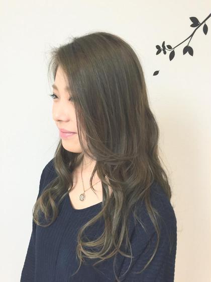 Slowgarden別府店所属・楢原健太郎のスタイル