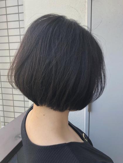 UNITED所属の橋本美波のヘアカタログ